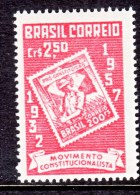 BRAZIL  849     *   STAMPS  On  STAMPS - Unused Stamps