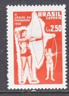 BRAZIL  880     *   SPORTS  ARCHERY - Brazil