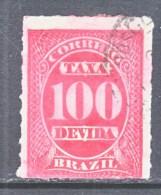 BRAZIL  J 4  (o) - Postage Due