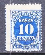 BRAZIL  J 18   (o) - Postage Due
