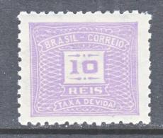 BRAZIL  J 65   *    1931-6   Issue   Wmk.222 - Postage Due