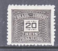 BRAZIL  J 66   *    1931-6   Issue    Wmk.222 - Postage Due