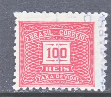 BRAZIL  J 68   (o)    1931-6   Issue    Wmk.222 - Postage Due