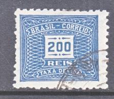 BRAZIL  J 69   (o)    1931-6   Issue    Wmk.222 - Postage Due