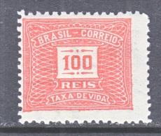 BRAZIL  J 84   *    1942   Issue    Wmk.264 - Postage Due