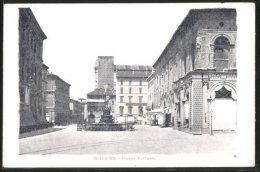 Cartolina Bologna, Piazza Nettuno - Bologna