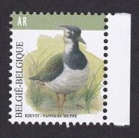 Belg. 2013 - COB N° 4367 ** - Oiseaux - Vanneau Huppé  - AR - André Buzin - Belgium