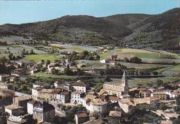 Monsols - Alt. 535m - Vue Générale - Pas Circulé, Déformation Horizontale Passant Par Le Clocher - France