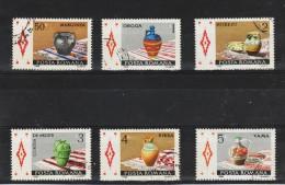 1988  - ARTISANAT   MI No 4429/4434  Et Yv No 3792/3797 - Usado