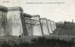 CHAZILLY -21- LA DIGUE DU RESERVOIR - France