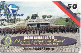 Armée Army Militaire  Rare Télécarte Telefonkarten Phonecard B 566 - Armée