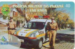 Armée Army Police Militaire Voiture Car  Télécarte Telefonkarten Phonecard B 567 - Armée