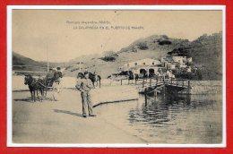 ESPAGNE --La Calarsega En El Puerto De MAHON - Espagne