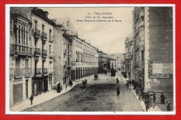 ESPAGNE -- VALLADOLID --  Calle De Las Augustias - Valladolid