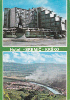 "Yugoslavia--Hotel ""Sremic"" Krsko--Panorama - Yugoslavia"