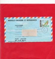 1984 AEROGRAMME N° 9 O/b Luxe - Luftpost