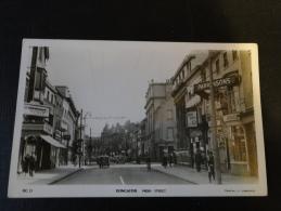 Royaume -Uni  Carte Postale  De DONCASTER HIGH STREET - Inglaterra