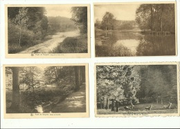Auderghem  Forêt De Soignes ( Lot De 11 Cartes Postales ) Etang Du Rouge Cloître - Auderghem - Oudergem