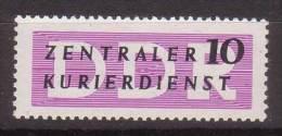 DDR , Dienstmarke B , 1957 , Mi.Nr. I ** / MNH - DDR