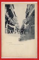 ESPAGNE -- El FERROL - Un Trozo De La Calle Real - La Coruña