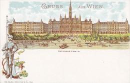 Autriche - Wien - Gruss Aus Wien - Précurseur - Zonder Classificatie