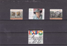 Australie  Obliteres  Lot  1 - Collections