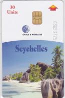 Seychelles  - - -  La Digue