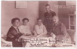 PHOTOKART - Grossherzog Von Oldenburg Im Kreise Seiner Familie - Oldenburg