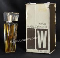 WEIL : WEIL De WEIL, 15 Ml, Parfum D'origine, Flacon 90 X3 7 Mm Dans Sa Boite. - Fragrances