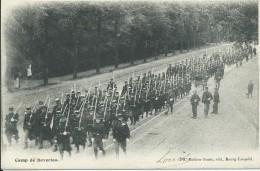 Camp De Beverloo Gelopen Kaart - Leopoldsburg (Camp De Beverloo)