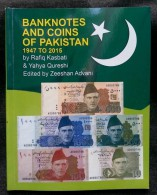 PAKISTAN BANK NOTES & COINS CATALOGUE New Edition 24-12-2015 Banknote, 300 Pages, FREE Registered Shipping - Livres & Logiciels
