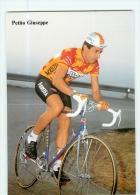 Giuseppe PETITO . 2 Scans. Cyclisme. Ariostea 1989 - Ciclismo