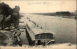 49 - ANGERS - La Maine - Bateau Lavoir - Angers
