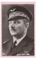 FRANCE -- PHOTO -- GENERAL TETU -- GENERAL DE BRIGADE -- LEGALISTE --1940 DEFENSEUR DU GABON FACE FFL -- - Photos
