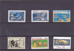 Australie Obliteres Lot    66 - Collections