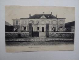 77 LA CHAPELLE-La-REINE L'Hôtel-de-Ville Carte Précurseur - La Chapelle La Reine