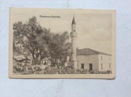 AK   ALBANIA    DURAZZO  DURRËS - Albanien