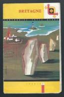 Cartoguide Shell Berre N°2 Bretagne De 1959 - Carte Stradali