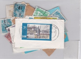 DDR Used Stamps On And Off Paper (S76) - Lots & Kiloware (max. 999 Stück)