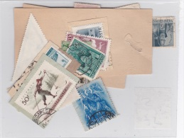 Hungary Used Stamps On And Off Paper (S75) - Lots & Kiloware (max. 999 Stück)
