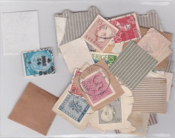 Sweden Used Stamps On And Off Paper (S74) - Lots & Kiloware (max. 999 Stück)