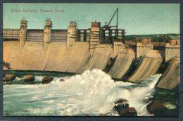 Panama Canal Postcard - Panama