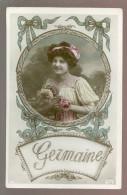 Prénom  -  Voornaam  :   Germaine - Prénoms