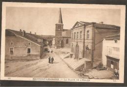 104. Martigny-les-Bains. LKa Place De L'Église - France