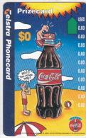 Australia 1997 Coca Cola Phonecard - Australia