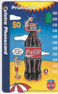Australia 1997 Coca Cola Phonecard - Australië