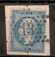 ETOILE 13 De PARIS. - 1862 Napoléon III