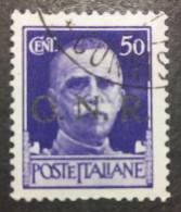 ITALIA 1943 - N° Catalogo Unificato 477 - 1944-45 République Sociale