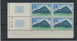 FRANCE -  SERVICE COIN DATÉ DU  21/9/78 - N° Yvert  59 ** - Neufs