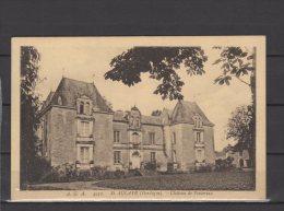 24 - St Aulay - Chateau De Pontereau - Autres Communes